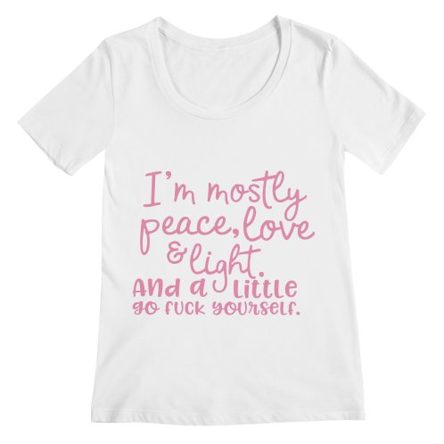 image for Pink Peace Love Light