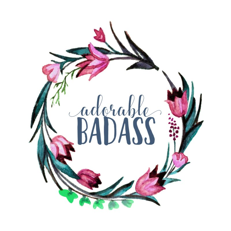 Adorable Bada** Accessories Button by Swallow Like a Lady