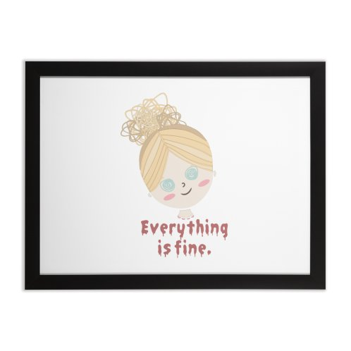 image for Everything is fine- Blonde