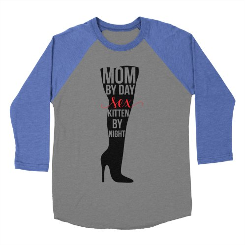 image for Mom by day, sex kitten by night boot