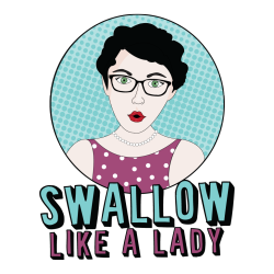 swallowlikealady Logo