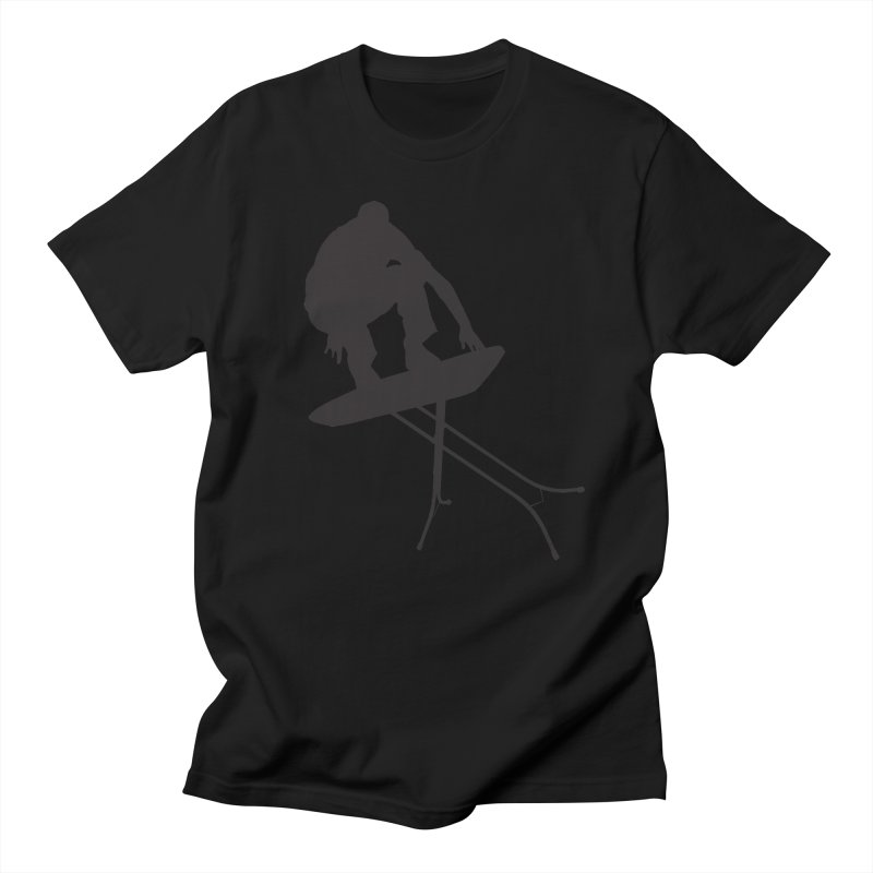 Ironboarder Men's T-Shirt by swarm's Artist Shop