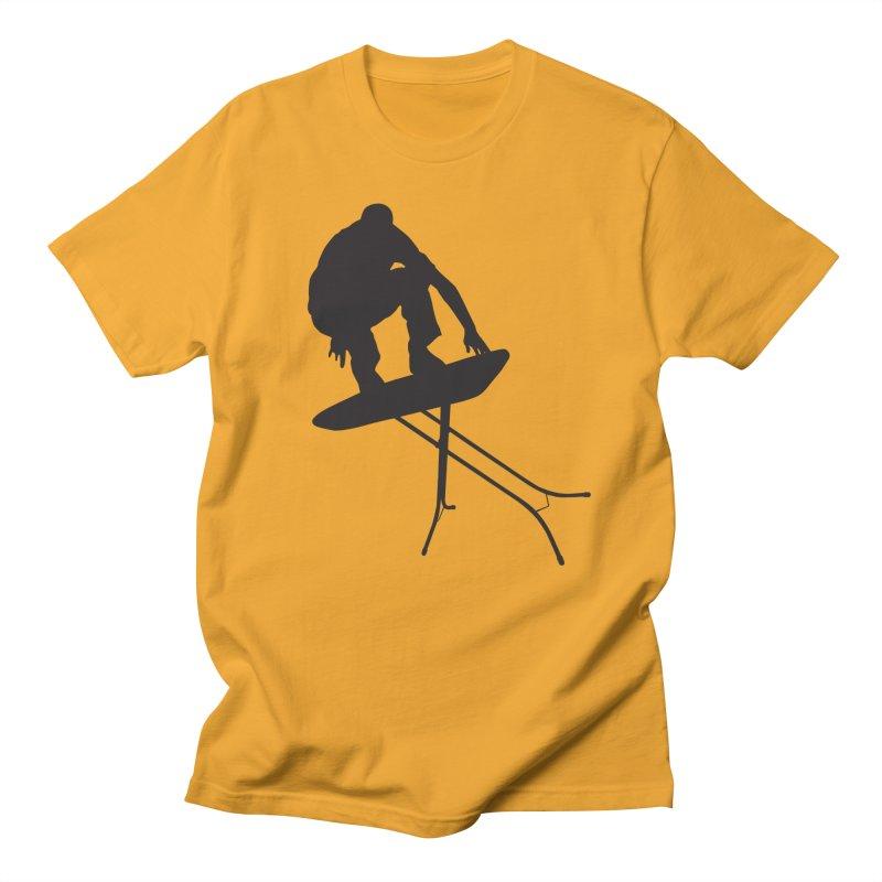Ironboarder Men's T-Shirt by swarm's Artist Shop
