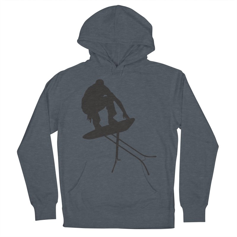 Ironboarder Men's Pullover Hoody by swarm's Artist Shop