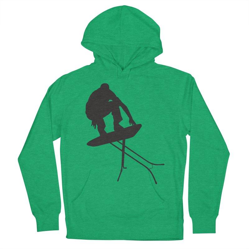 Ironboarder Men's Pullover Hoody by swarm's Artist Shop