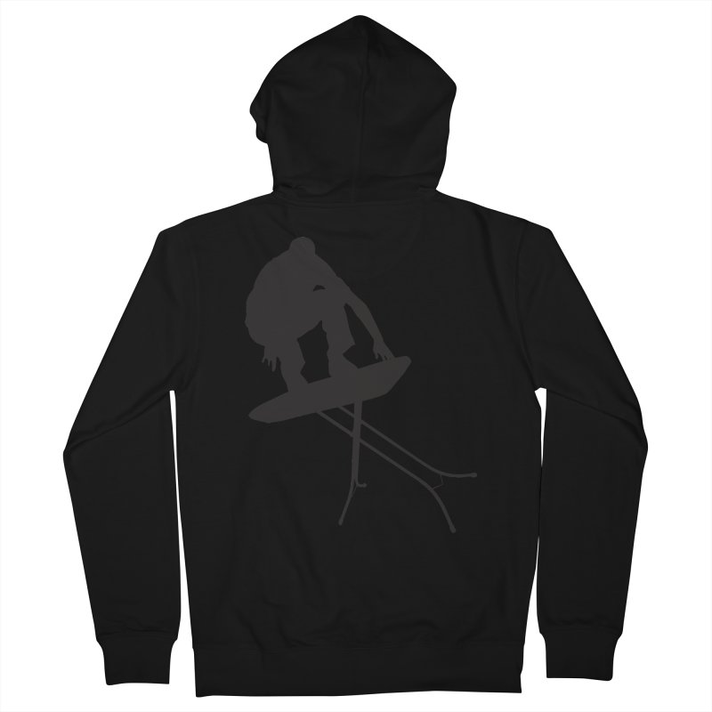 Ironboarder Women's Zip-Up Hoody by swarm's Artist Shop