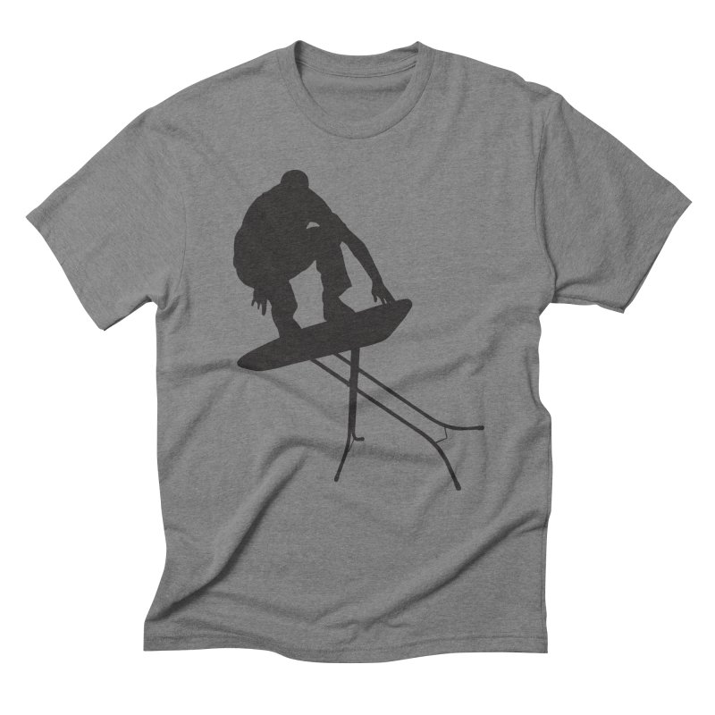Ironboarder Men's Triblend T-Shirt by swarm's Artist Shop