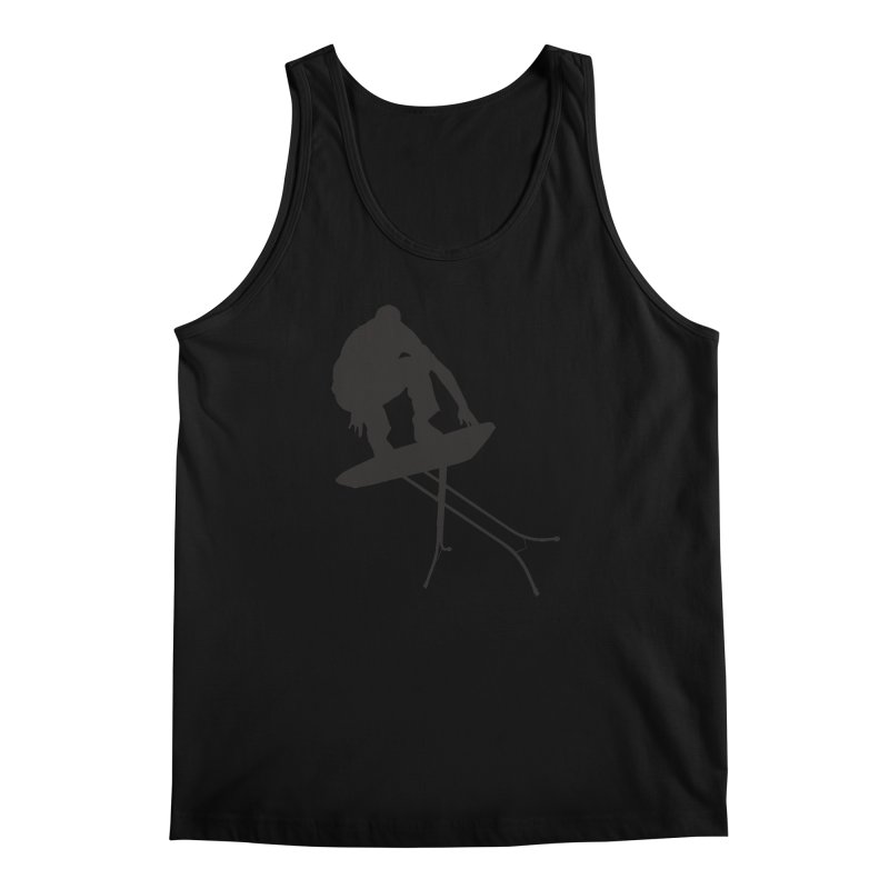 Ironboarder Men's Tank by swarm's Artist Shop