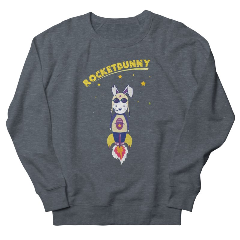 Rocket Bunny Women's Sweatshirt by Swear's Artist Shop