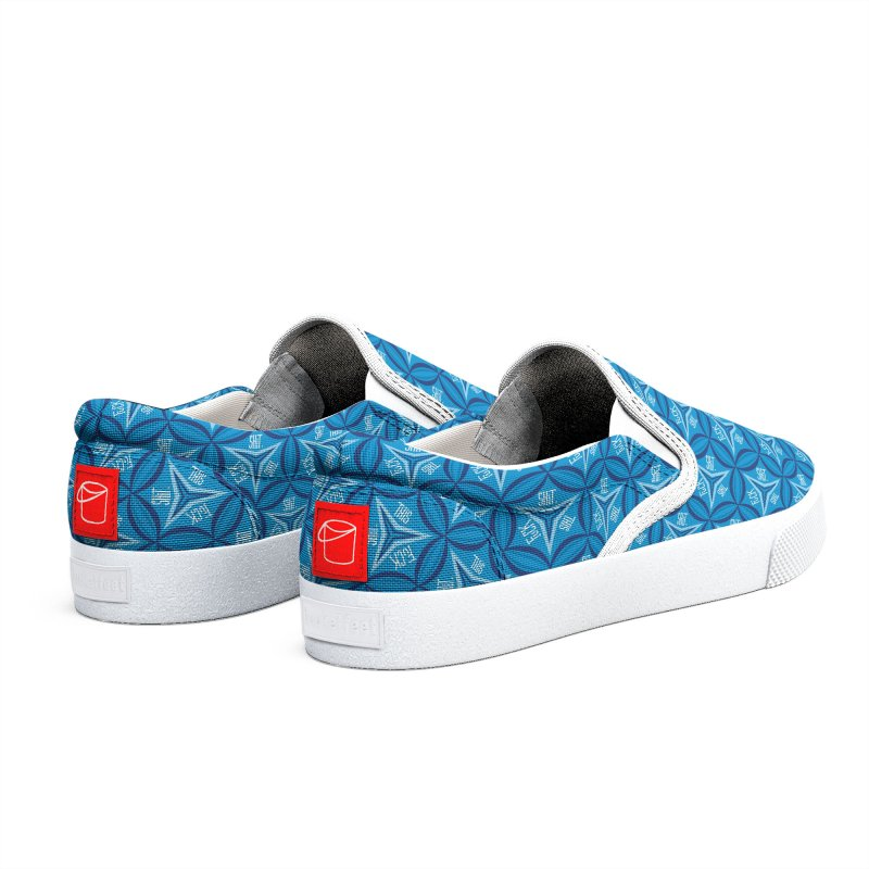 Fuck This Shit Women's Shoes by Swearing Pattern Shoes