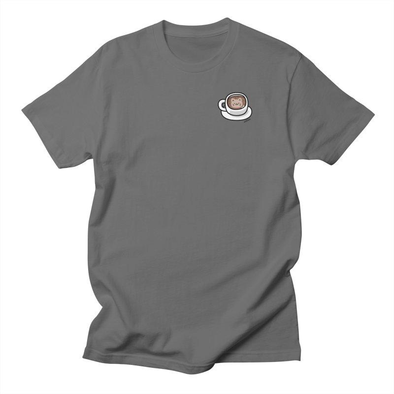 Catuccino — Cat cappuccino Men's T-Shirt by Swedish Columbia's Artist Shop