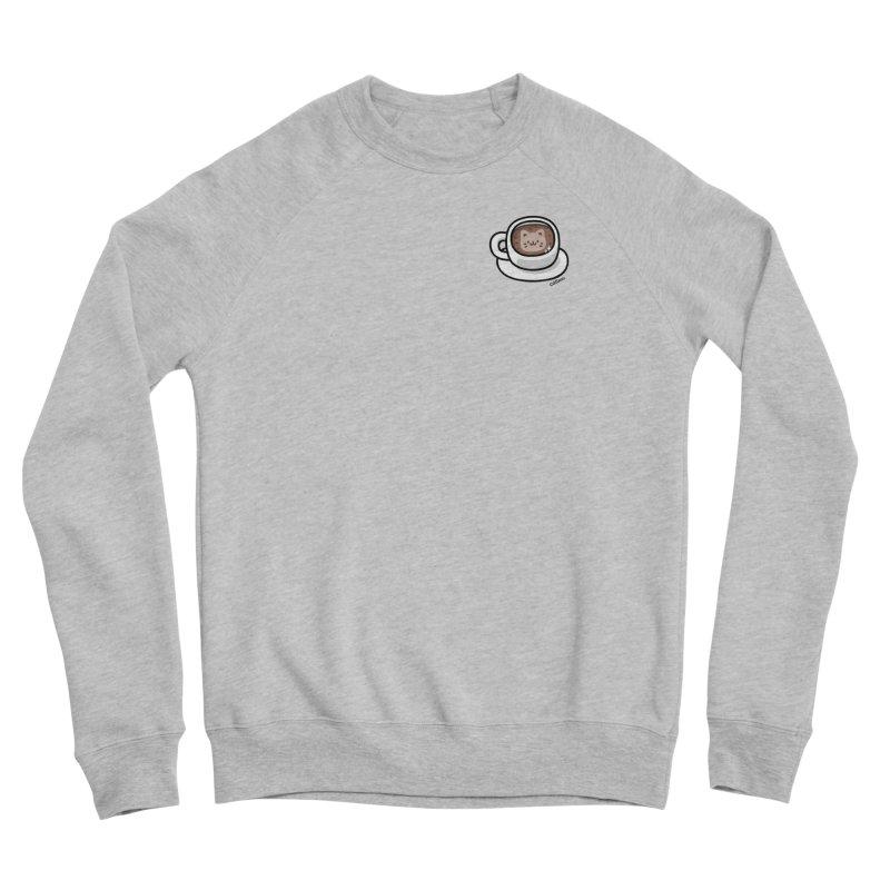 Catuccino — Cat cappuccino Men's Sponge Fleece Sweatshirt by Swedish Columbia's Artist Shop