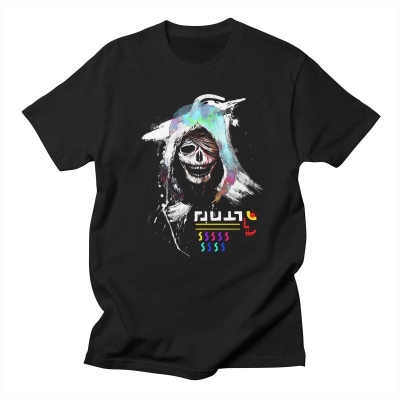 El Huervo - Death's Head Men's T-Shirt by Swedish Columbia's Artist Shop