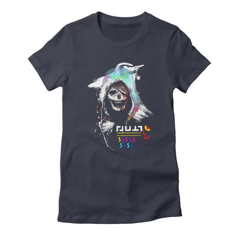 El Huervo - Death's Head Women's T-Shirt by Swedish Columbia's Artist Shop