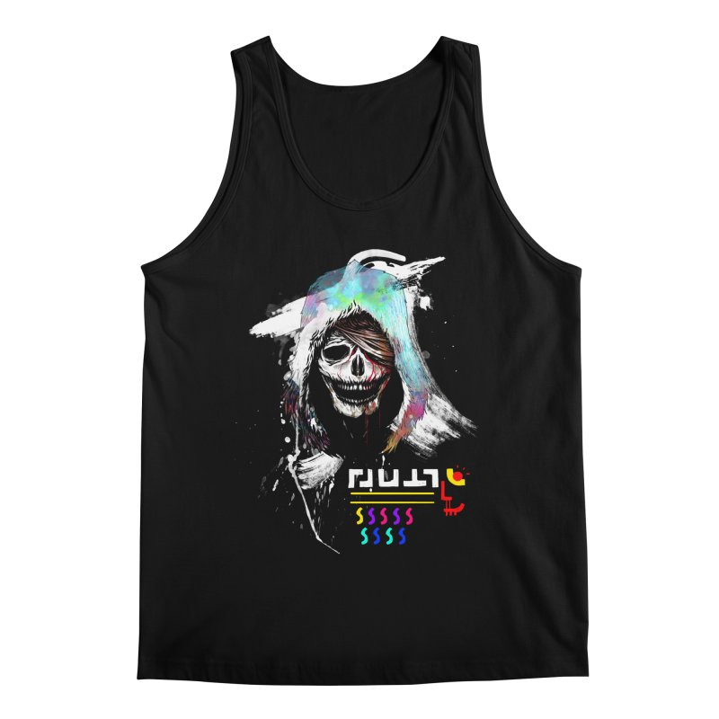 El Huervo - Death's Head Men's Tank by Swedish Columbia's Artist Shop