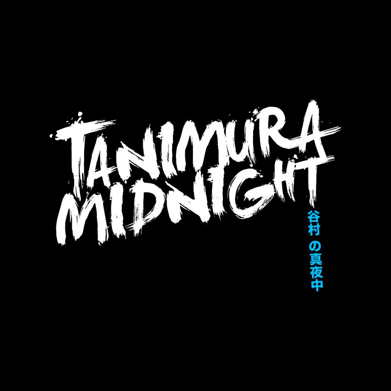 Tanimura Midnight - Logo Women's T-Shirt by Swedish Columbia's Artist Shop
