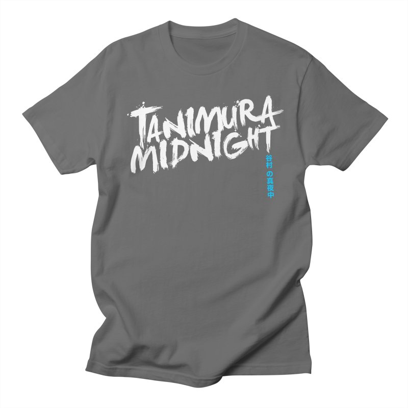 Tanimura Midnight - Logo Men's T-Shirt by Swedish Columbia's Artist Shop