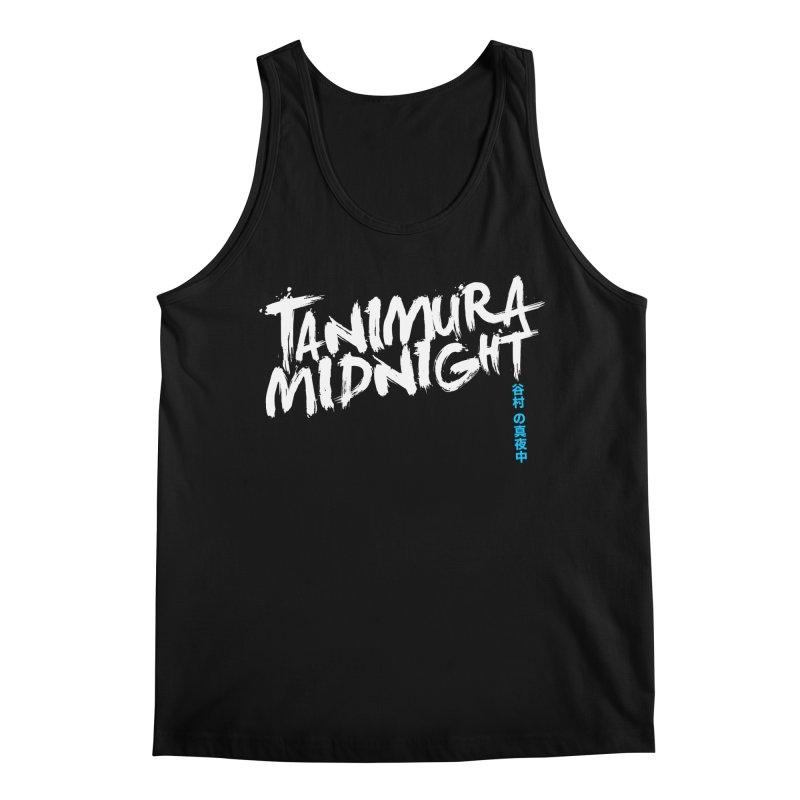 Tanimura Midnight - Logo Men's Regular Tank by Swedish Columbia's Artist Shop
