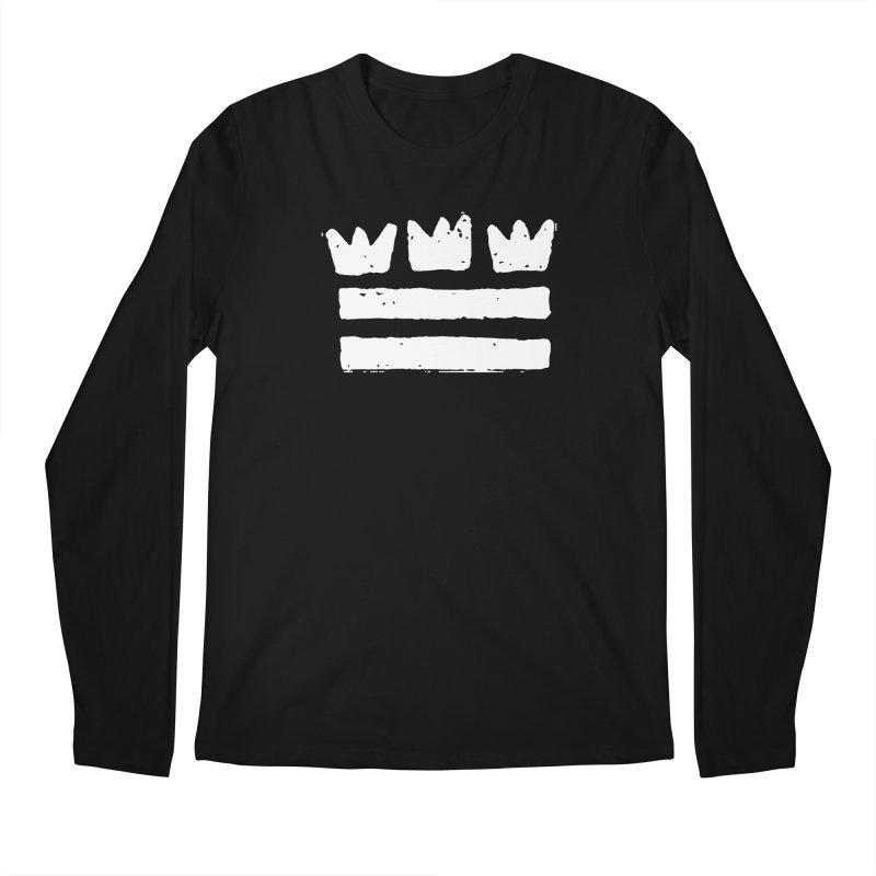 Swedish Columbia Logo (by El Huervo) Men's Regular Longsleeve T-Shirt by Swedish Columbia's Artist Shop