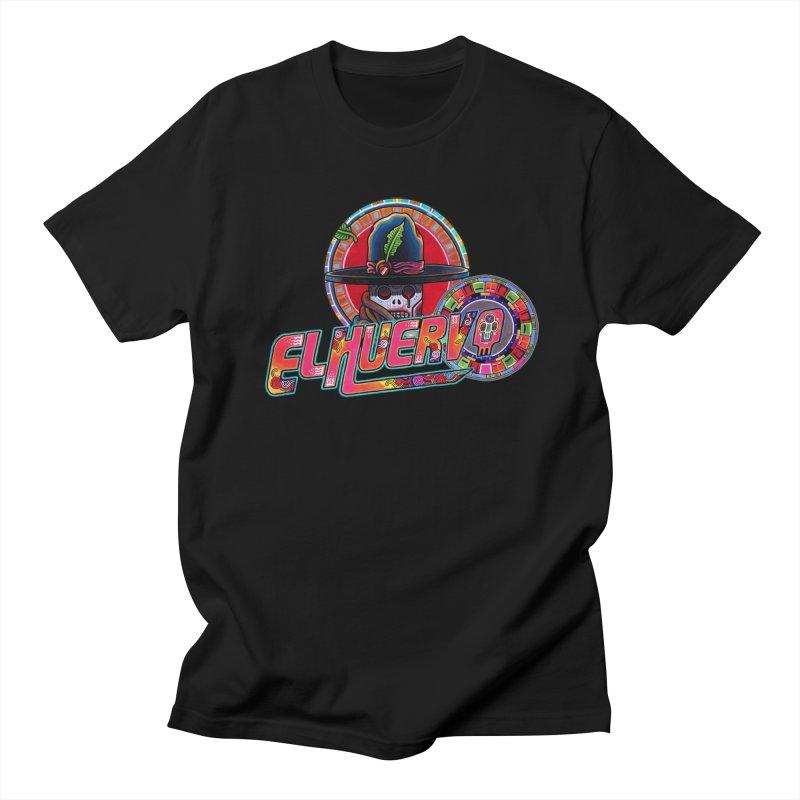 El Huervo - Vandereer Men's T-Shirt by Swedish Columbia's Artist Shop