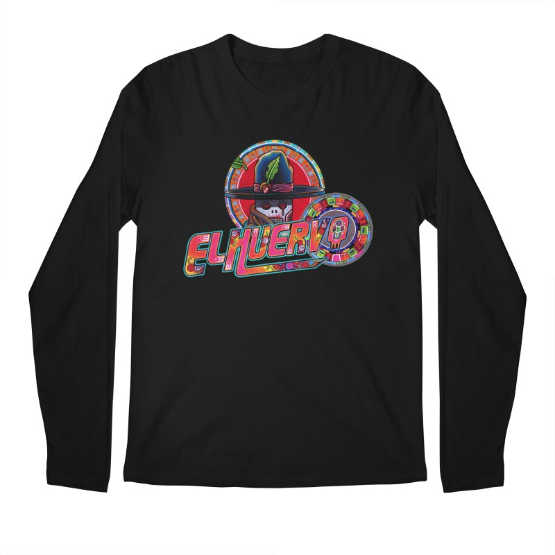 El Huervo - Vandereer Men's Regular Longsleeve T-Shirt by Swedish Columbia's Artist Shop