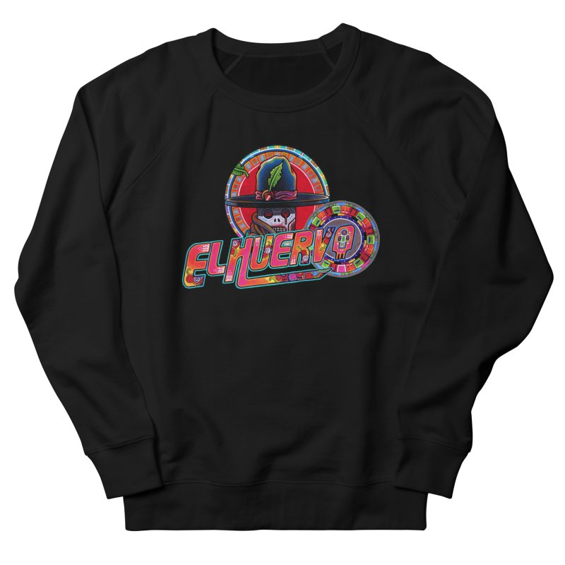 El Huervo - Vandereer Women's French Terry Sweatshirt by Swedish Columbia's Artist Shop