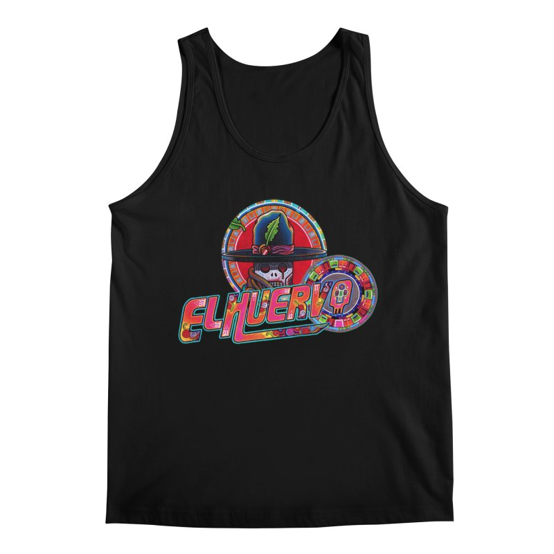 El Huervo - Vandereer Men's Tank by Swedish Columbia's Artist Shop