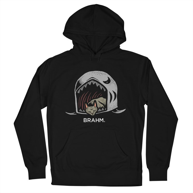 Brahm - Saki-Cat Men's French Terry Pullover Hoody by Swedish Columbia's Artist Shop