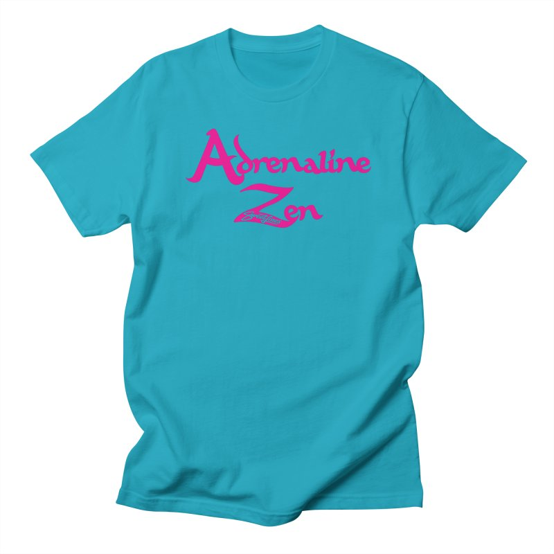 ADRENALINE ZEN PINK Men's T-Shirt by Sweetlines