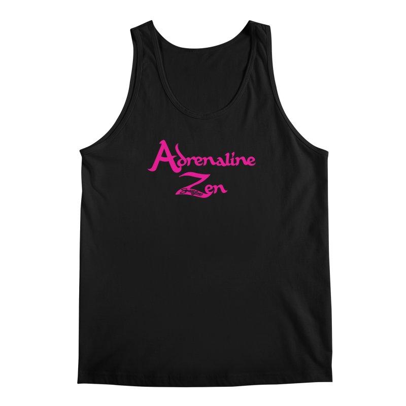 ADRENALINE ZEN PINK Men's Tank by Sweetlines