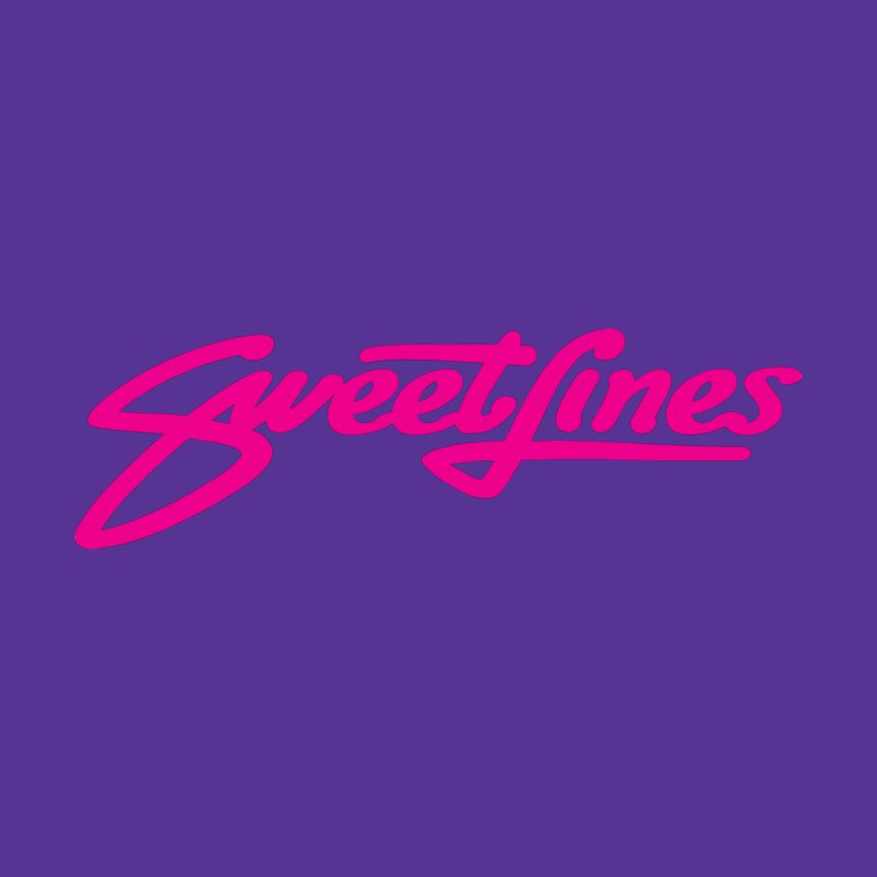 SWEETLINES PINK Kids Longsleeve T-Shirt by Sweetlines