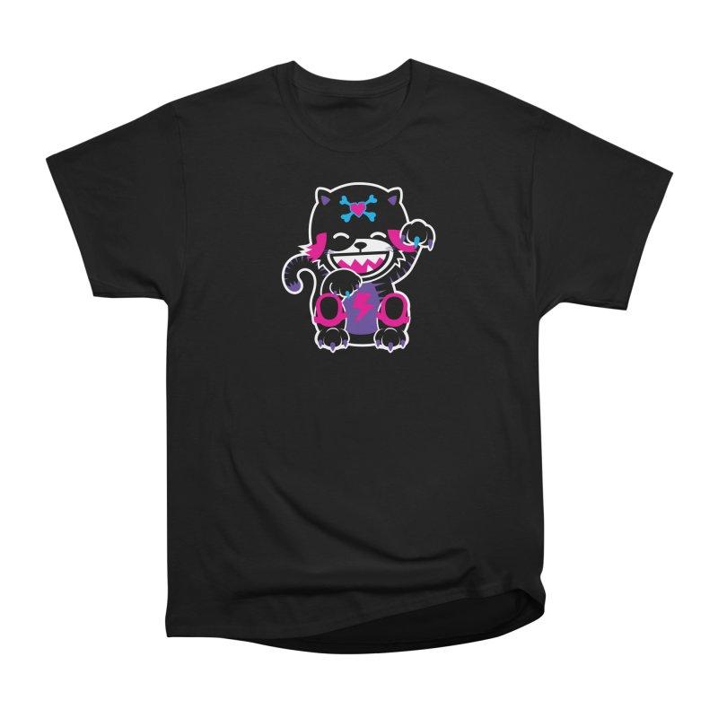 SCRATCH Men's Heavyweight T-Shirt by Sweetlines
