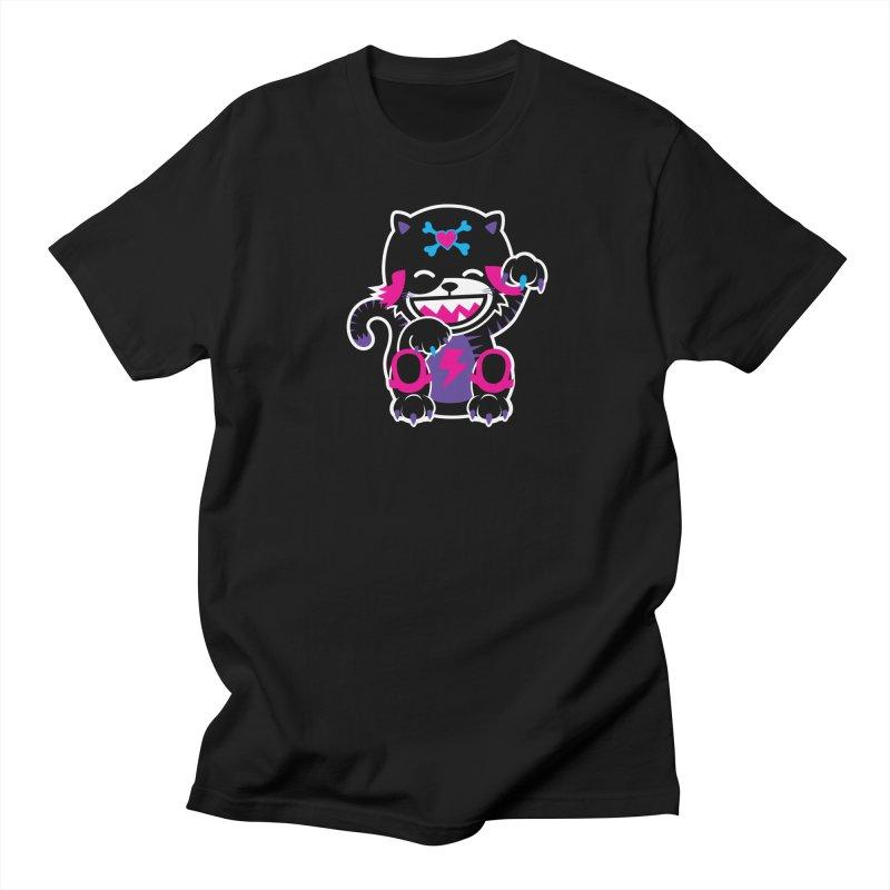 SCRATCH Women's Regular Unisex T-Shirt by Sweetlines