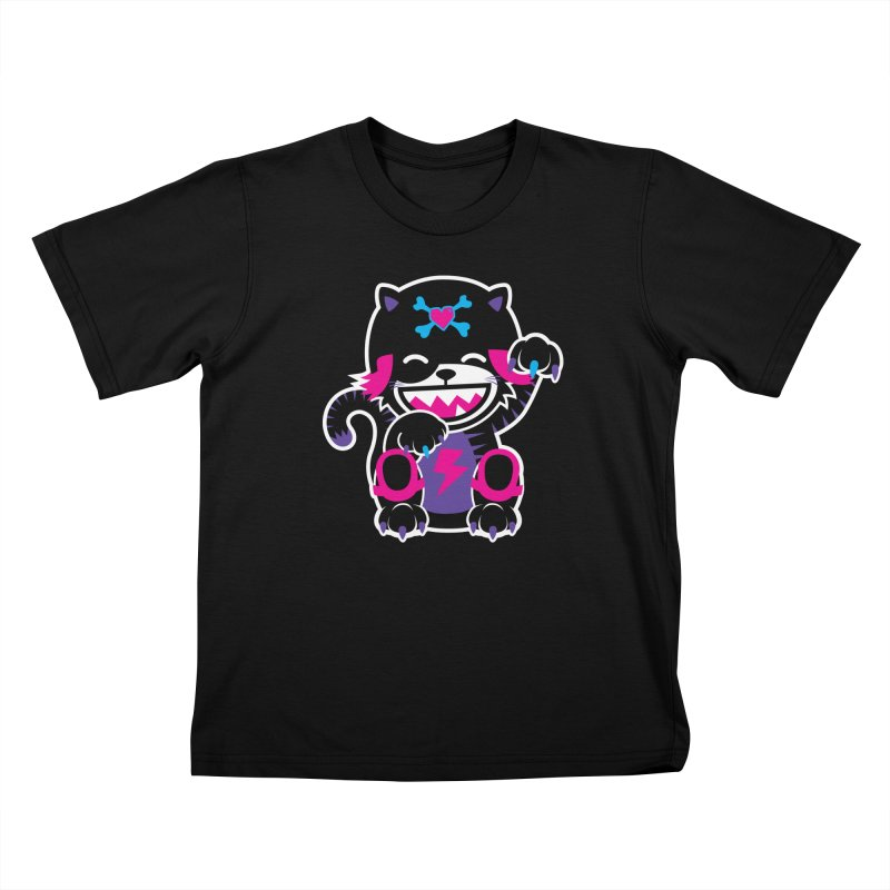 SCRATCH Kids T-Shirt by Sweetlines