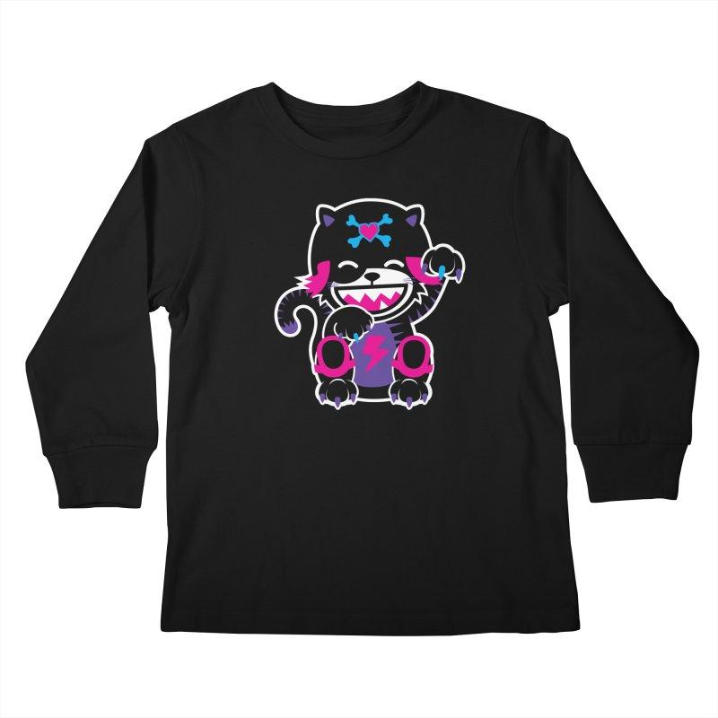 SCRATCH Kids Longsleeve T-Shirt by Sweetlines