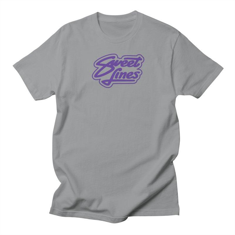 CANDY POP Men's Regular T-Shirt by Sweetlines
