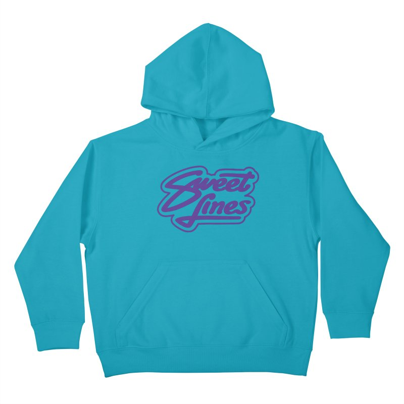 CANDY POP Kids Pullover Hoody by Sweetlines