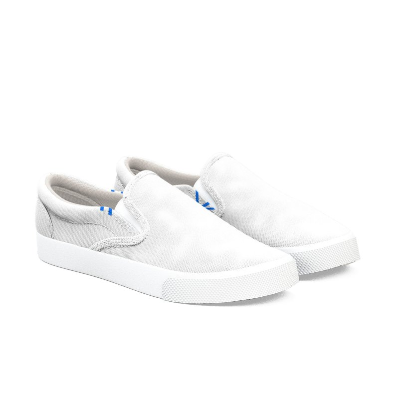 Sweet Relief Women's Slip-On Shoes by Sweet Relief Artist Shop