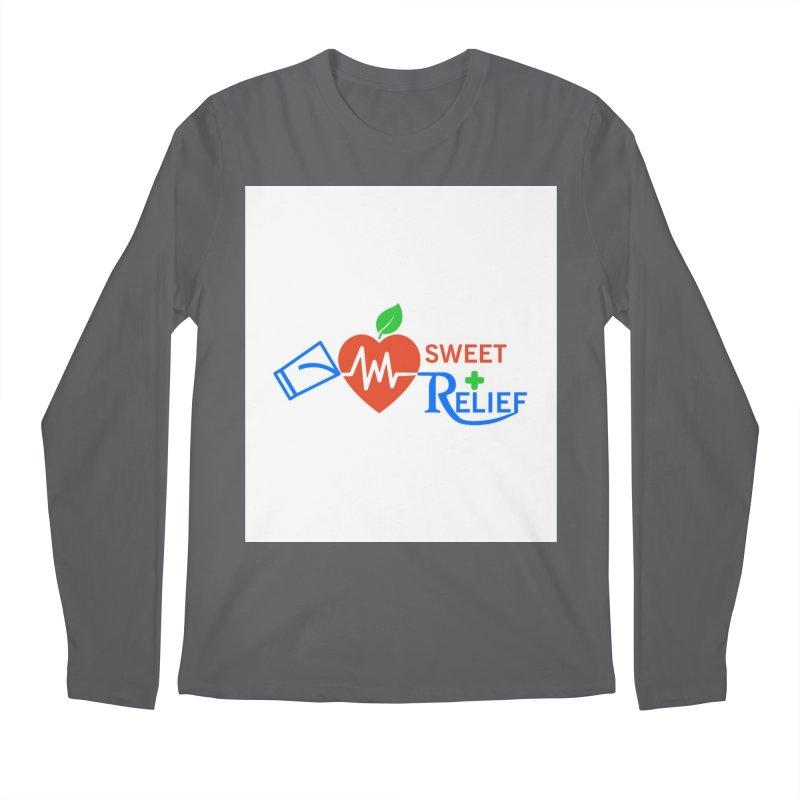 Sweet Relief Men's Longsleeve T-Shirt by Sweet Relief Artist Shop