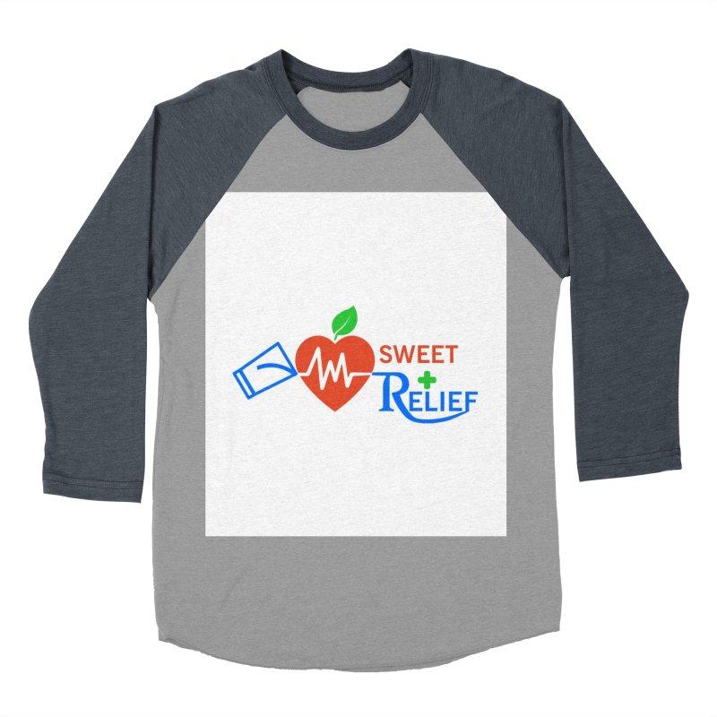 Sweet Relief Men's Baseball Triblend Longsleeve T-Shirt by Sweet Relief Artist Shop