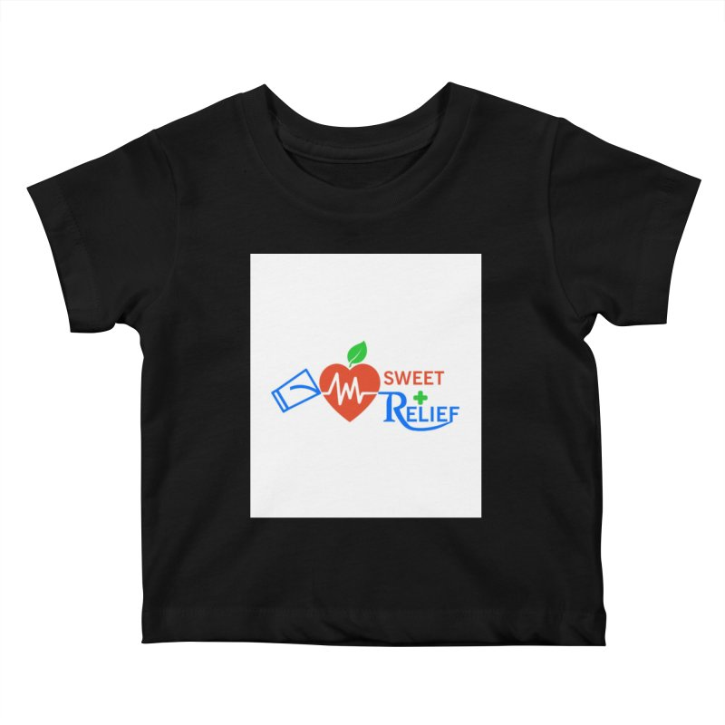 Sweet Relief Kids Baby T-Shirt by Sweet Relief Artist Shop