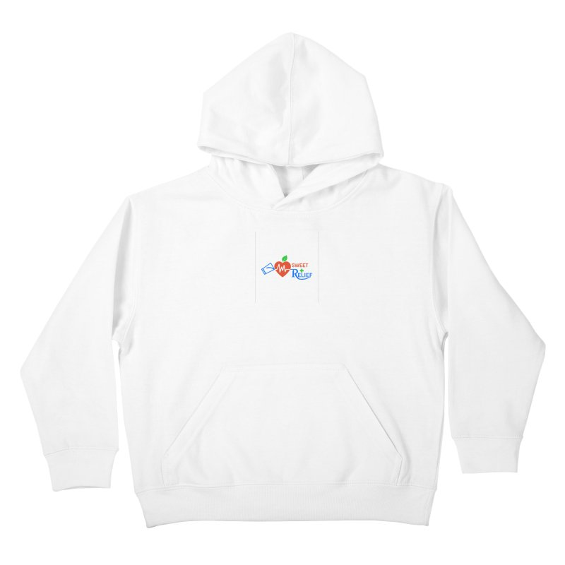 Sweet Relief Kids Pullover Hoody by Sweet Relief Artist Shop