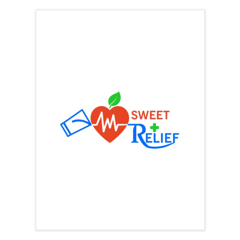 Sweet Relief Home Fine Art Print by Sweet Relief Artist Shop