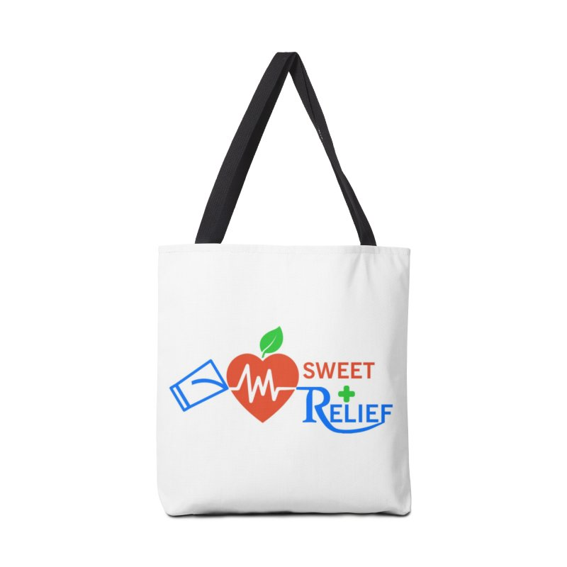 Sweet Relief Accessories Tote Bag Bag by Sweet Relief Artist Shop