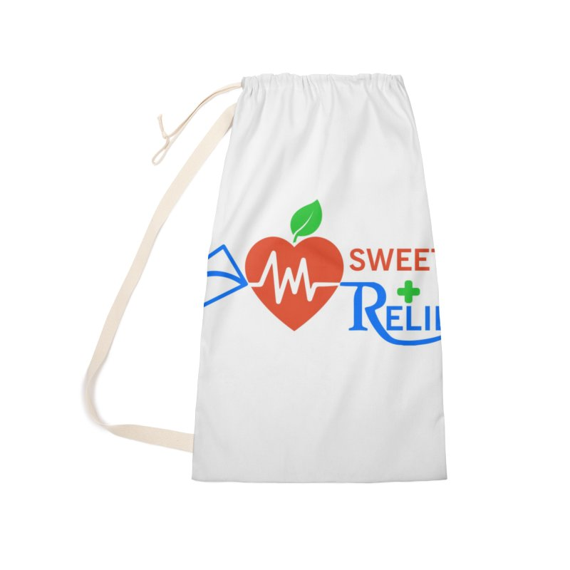 Sweet Relief Accessories Laundry Bag Bag by Sweet Relief Artist Shop