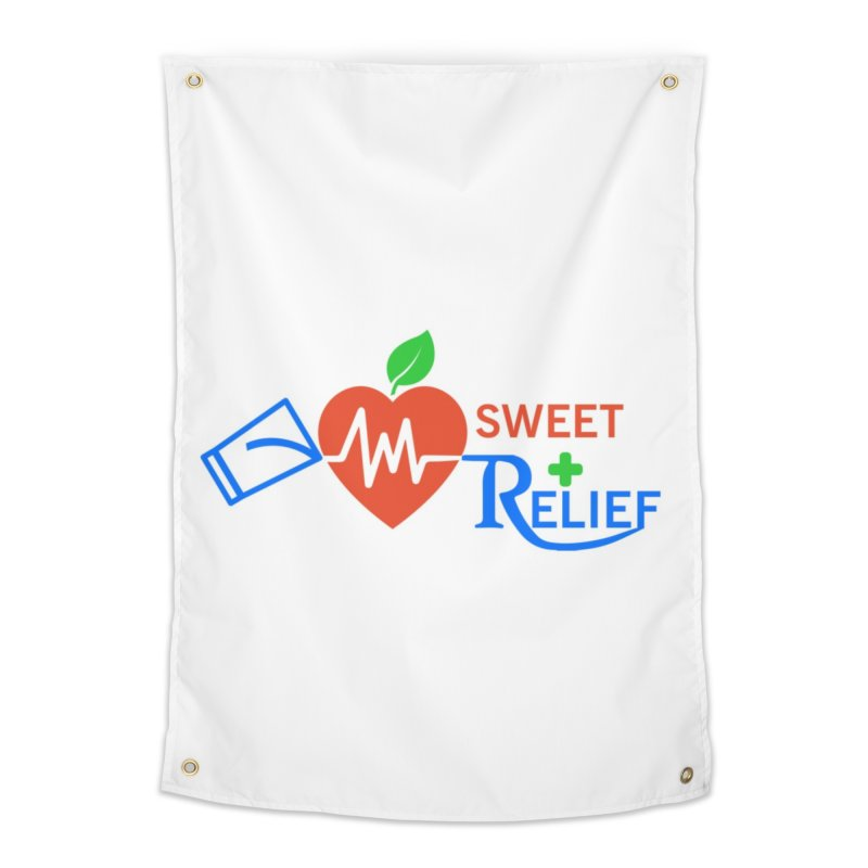 Sweet Relief Home Tapestry by Sweet Relief Artist Shop