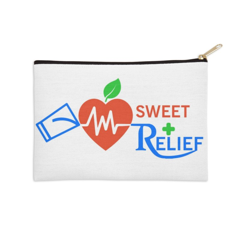Sweet Relief Accessories Zip Pouch by Sweet Relief Artist Shop