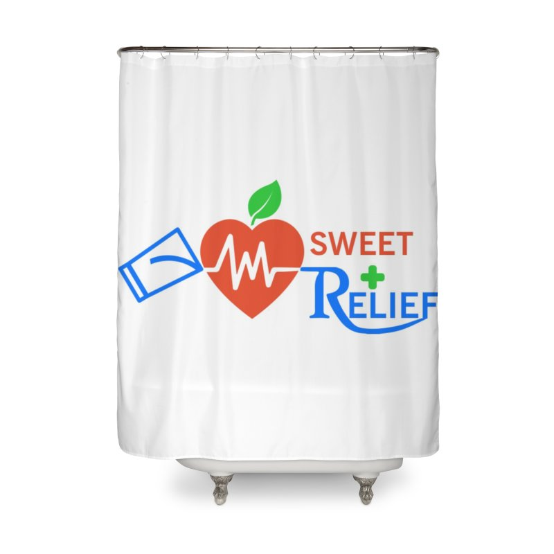 Sweet Relief Home Shower Curtain by Sweet Relief Artist Shop