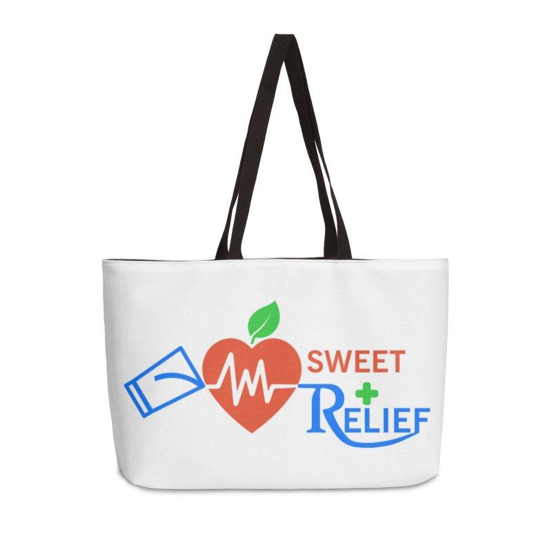 Sweet Relief Accessories Weekender Bag Bag by Sweet Relief Artist Shop