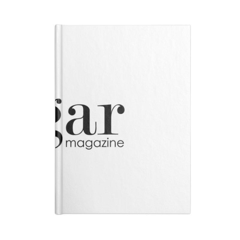 Sugar Maagazine Accessories Blank Journal Notebook by Sugar Magazine